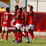 الأهلي يهزم الترسانة بثنائية أجايي ويتأهل لدور الثمانية في كأس مصر