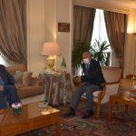 أبو الغيط يؤكد أهمية الإسراع في تشكيل حكومة لبنانية