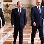 مراسلنا: تواصل اجتماعات حفتر وصالح مع المسئولين المصريين