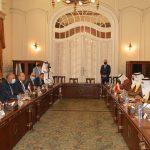 مصر والبحرين ترحبان بمبادرات تحقيق السلام للقضية الفلسطينية