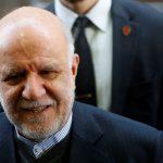 وزير النفط الإيراني يصف العقوبات الأمريكية بأنها حرب من دون دماء