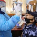 3 حالات وفاة و684 إصابة جديدة بكورونا في غزة