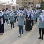 وسط إجراءات احترازية.. 420 ألف طالب يلتحقون بمقاعد الدراسة بالضفة والقدس