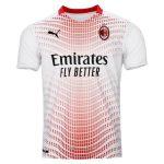 ميلان يعلن تصميم القميص الثاني للفريق في الموسم الجديد