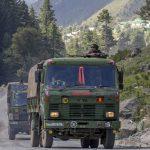 الهند تطالب الصين بسحب قواتها من منطقة حدودية
