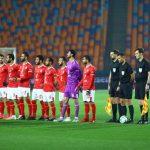 الأهلي المصري يفقد أول نقطتين بتعادله مع وادي دجلة