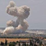 قتيل في غارة بطائرة مسيرة شمال غرب سوريا