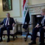 الكاظمي يلتقي جونسون لبحث الشراكة بين العراق وبريطانيا