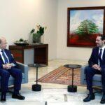 لبنان.. «الحريري» يعرض على «عون» آخر مستجدات تشكيل الحكومة