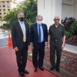 السفير الأمريكي: نشكر مصر لاستضافة المباحثات الأمنية بشأن ليبيا