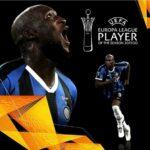 البلجيكي روميلو لوكاكو يفوز بجائزة أفضل لاعب في بطولة اليوروبا ليج