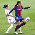 سيدات برشلونة يكتسحن ريال مدريد في أول كلاسيكو بينهما