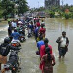 انتشال أولى الجثث من نفق دمرته كارثة الفيضانات في الهند