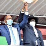 مصر تشيد بتوقيع اتفاق السلام السوداني
