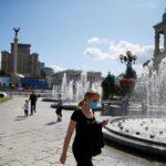 إصابات كورونا اليومية تواصل الارتفاع القياسي في أوكرانيا