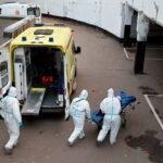 وفيات كورونا في روسيا تتخطى 186 ألفًا منذ بداية 2020
