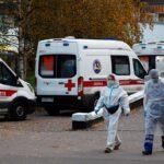 تسجيل 8995 إصابة و397 وفاة بكورونا في روسيا