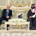 الكرملين: بوتين وبن سلمان يبحثان الوضع في أسواق الطاقة