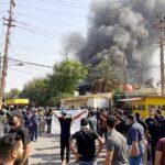 وفدان كرديان إلى بغداد لبحث احتجاجات السليمانية