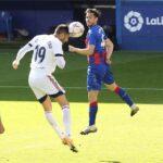 التعادل السلبي يحسم مواجهة إيبار وأوساسونا في الدوري الإسباني