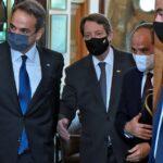 الرئيس القبرصي: سياسات تركيا تزعزع استقرار المنطقة
