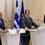 السيسي: اتفاق ثلاثي لمواجهة الاستفزازات شرقي المتوسط