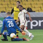 بداية جيدة للفرق الكبرى وخسارة مفاجئة لنابولي في الدوري الأوروبي
