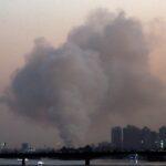 مصر.. السيطرة على حريق بجزيرة نيلية في الجيزة