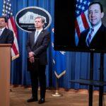 أمريكا تتهم ثمانية بالتآمر للعمل لصالح الصين