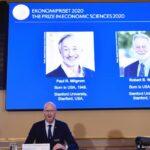فوز الاقتصاديين الأمريكيين ميلجروم وويلسون بجائزة نوبل للاقتصاد