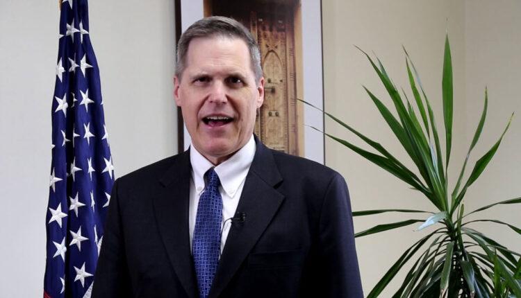 سفير أمريكا في بغداد ماثيوتولر