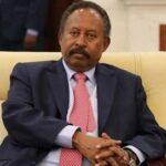 رئيس الورزاء السوداني يستقبل وفد الجنائية الدولية