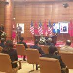 المغرب يوقع خارطة طريق لاتفاقية عسكرية مع أمريكا