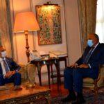 مباحثات مصرية أممية حول فرص إعادة الانخراط في مسار السلام