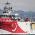اليونان تدين إعادة إرسال تركيا لسفينة تنقيب للعمل في شرق المتوسط