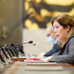 رئيسة بعثة الأمم المتحدة تلتقي أوغلو لبحث الأزمة الليبية
