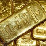 الذهب يتجه صوب أفضل أسبوع في 5 أسابيع