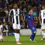 برشلونة يحل ضيفا على يوفنتوس في الجولة الثانية من دور المجموعات بدوري الأبطال
