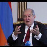 رئيس أرمينيا لـ«الغد»: تركيا مسؤولة عن كل ما يقع حاليا في الحرب