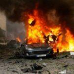 16 قتيلا بينهم 3 جنود أتراك في تفجير سيارة مفخخة بسوريا