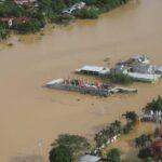 أيوتا.. فيضانات مدمرة تجتاح أمريكا اللاتينية
