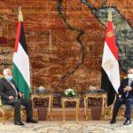 السيسي: القضية الفلسطينية ستظل لها الأولوية في السياسة المصرية