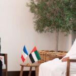 الإمارات وفرنسا تبحثان سبل دعم التعاون الدفاعي المشترك