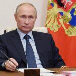 بوتين يأمر ببدء حملة تطعيم شامل للوقاية من كورونا الأسبوع المقبل