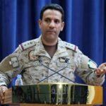 التحالف: تدمير 5 صواريخ باليستية و4 طائرات مسيرة أطلقت تجاه جازان