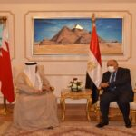 مصر تنتقد اعتراض قطر زورقين بحرينيين