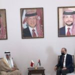 الأردن والبحرين يبحثان التطورات الإقليمية وسبل التعاون