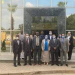 تعاون مصري كونغولي في مجال الموارد المائية