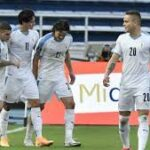 هدف فيدال العكسي يمنح أوروجواي التعادل 1-1 مع تشيلي