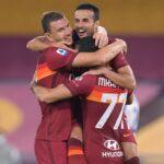 روما يتغلب على فيورنتينا بثنائية في الدوري الإيطالي